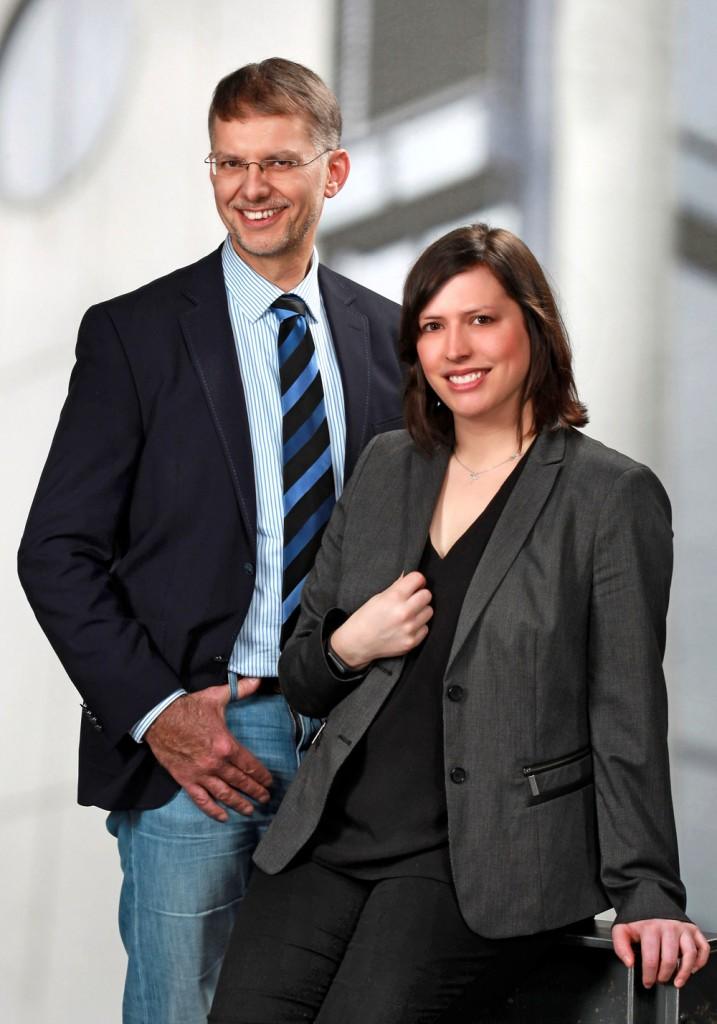Tecnalys Pro - Prof. Dr. Thomas Stumm und B. Eng. Kathrin Schwan